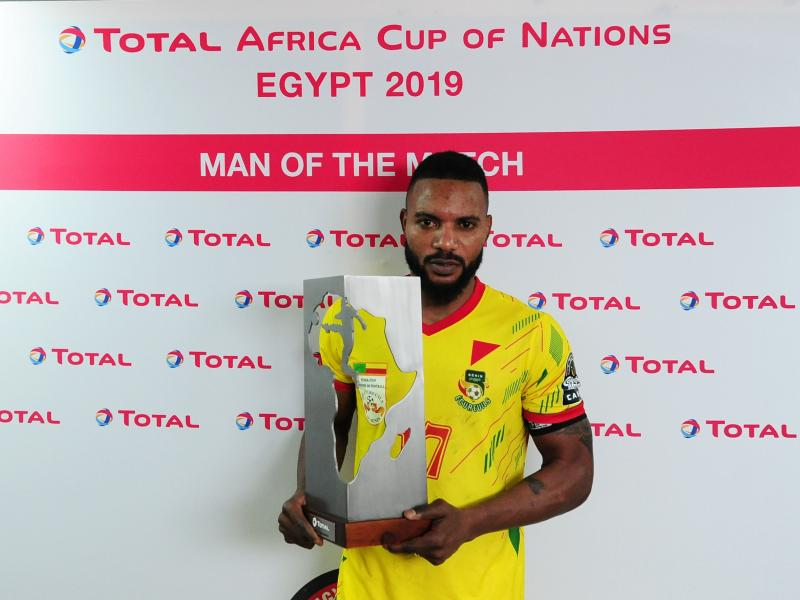 Stephane Sessegnon reminisces on Benin's Africa Cup of Nations campaign