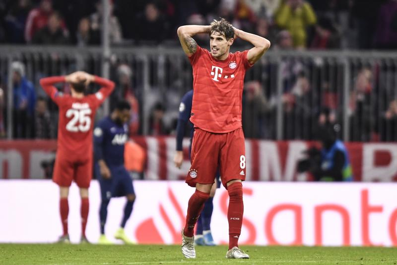 OFFICIAL: Javi Martinez to leave Bayern Munich at the end of the season