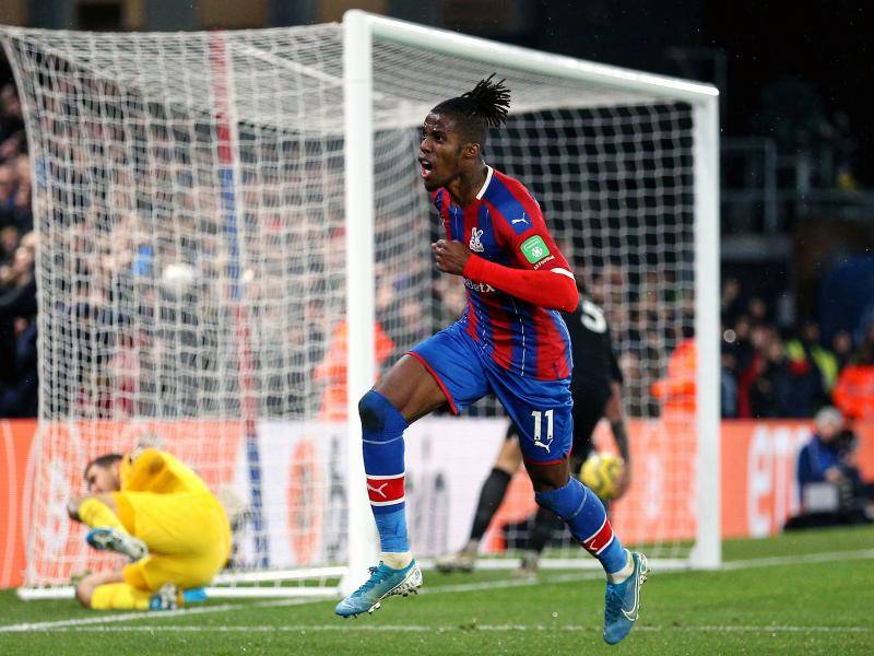 Zaha slams Arsenal for signing Nicholas Pepe ahead of him