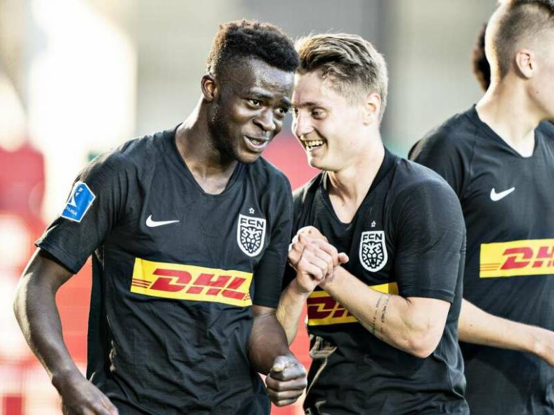 Man United set to open talks with Ghanaian winger Sulemana