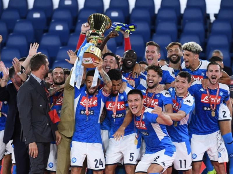 Napoli president asks UEFA to move Champions League tie out of Spain