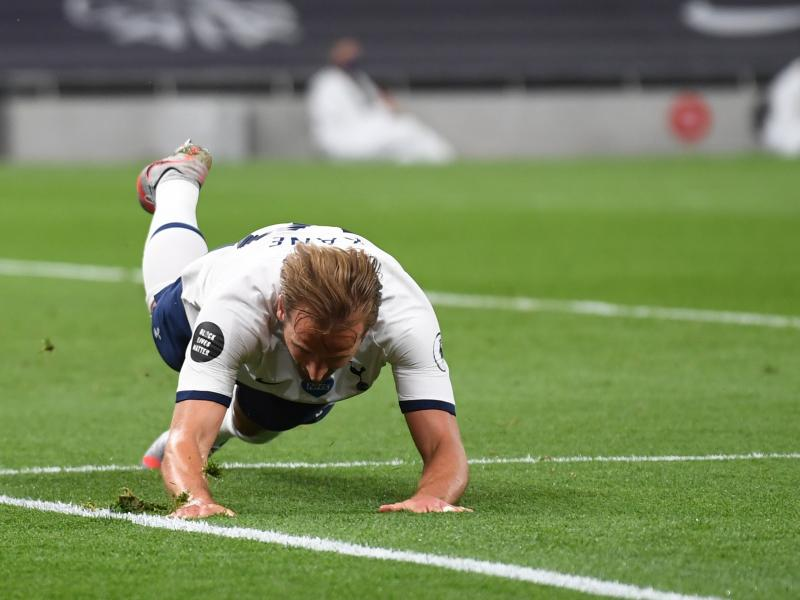 Spurs suffer Harry Kane blow in 1-3 loss against Liverpool