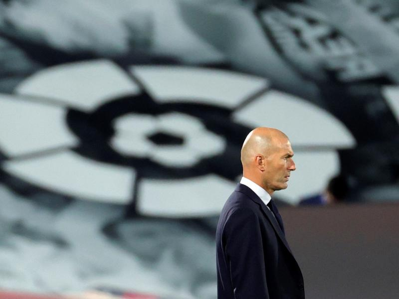 Zinedine Zidane completes 100 LaLiga wins as Real Madrid manager