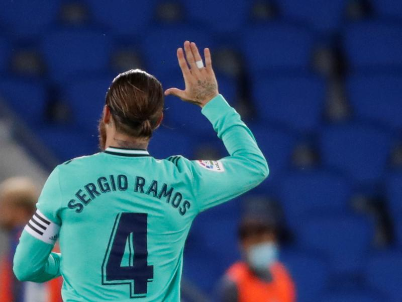 Five things you might not know about Sergio Ramos