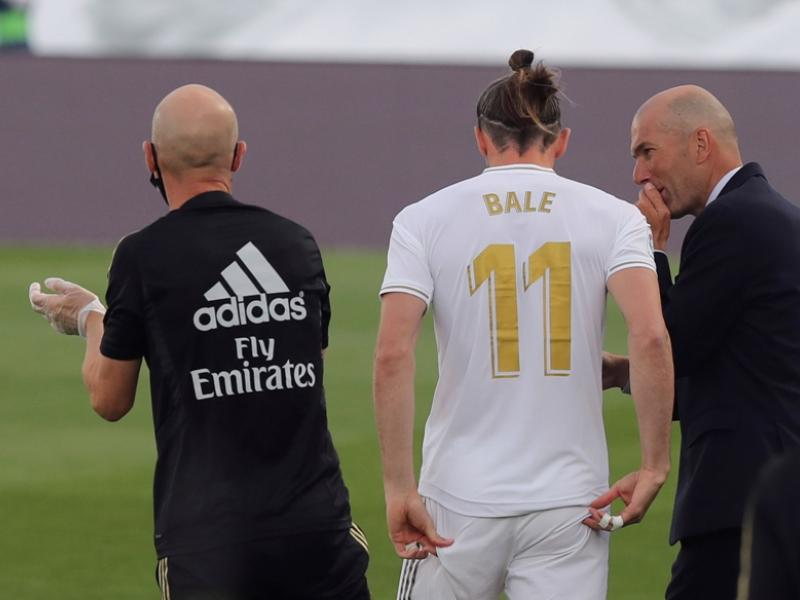 Gareth Bale opens up on his struggles at Real Madrid