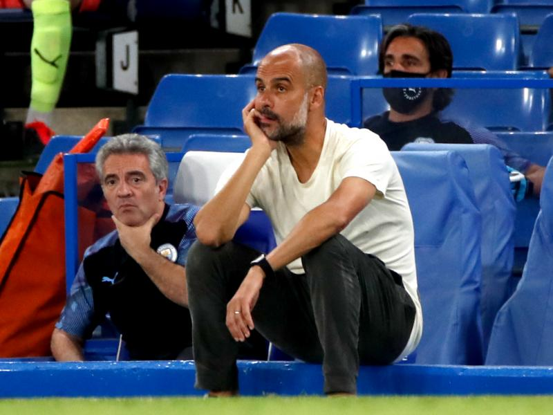 'We must accept it and move on' - Beaten Guardiola urges his team to stay focused