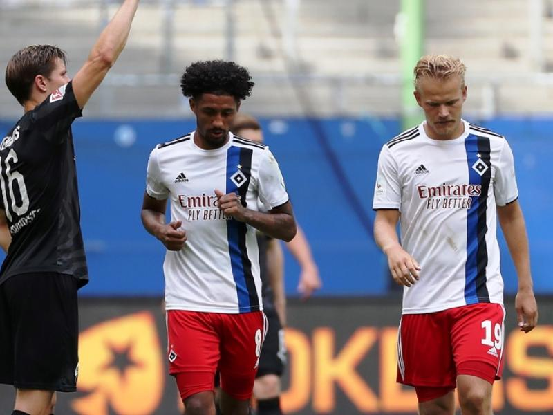 Former European champions Hamburg fails to win promotion back to Bundesliga after dramatic loss