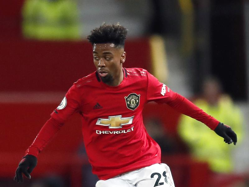 Solskjaer confirms Angel Gomes will leave Man United this week