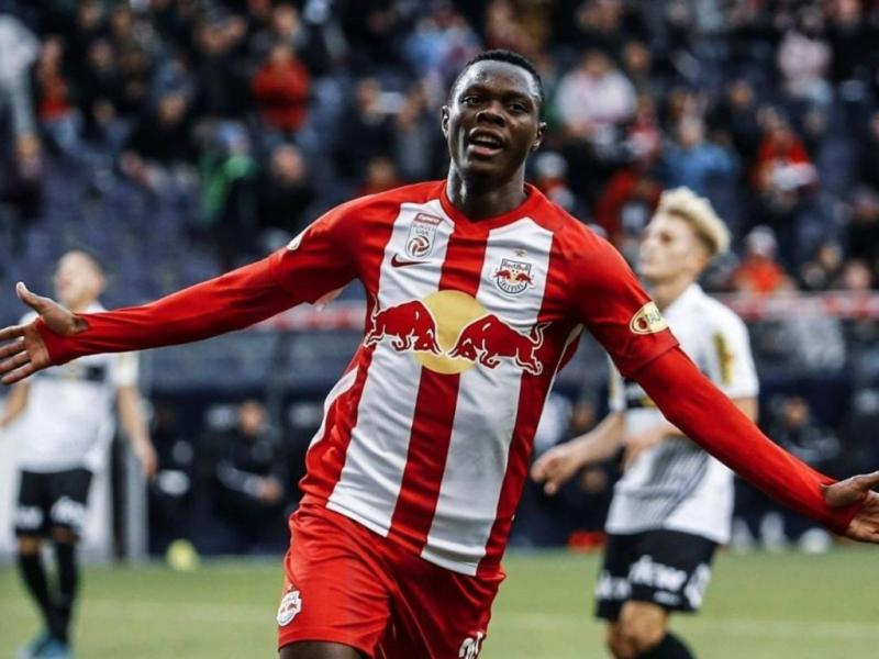 WATCH: Daka's four goals in Salzburg's 10-0 win