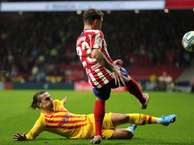 Man United target Trippier wants Atletico Madrid pay-rise