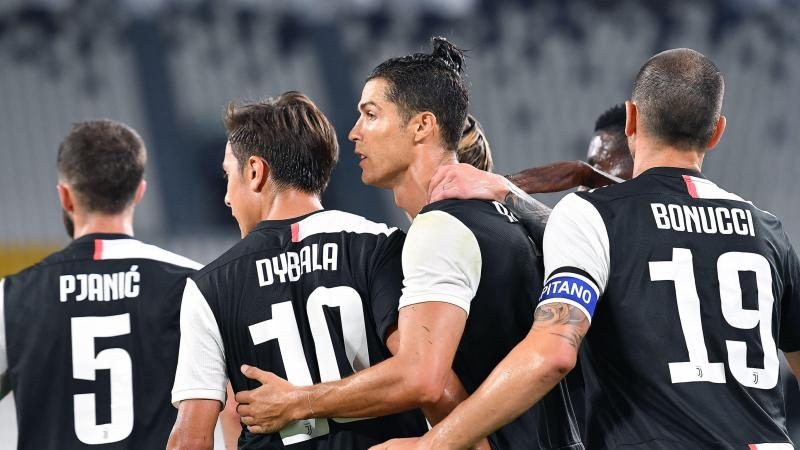 Serie A: Ronaldo dazzles as Juventus restores four-point lead
