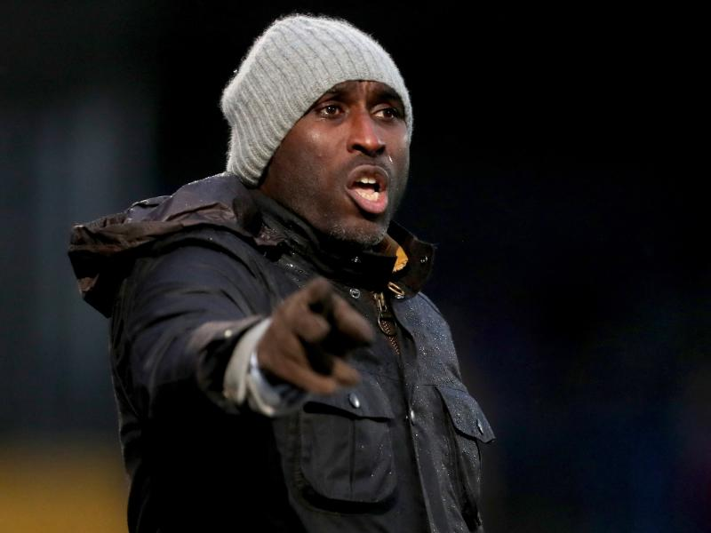 Southend United confirm Sol Campbell's departure