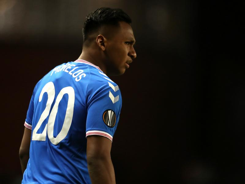 'Unsettled' Alfredo Morelos gets a double as Rangers back to winning ways