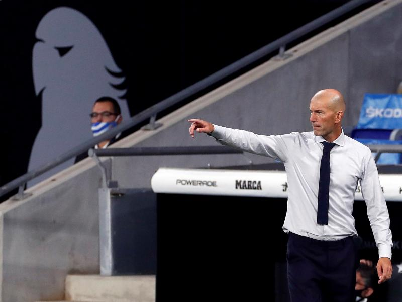 Zidane wants Messi to stay at Barcelona amid rumours linking the Argentine with a move