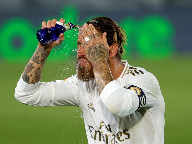 Sergio Ramos linked with a move away from Real Madrid