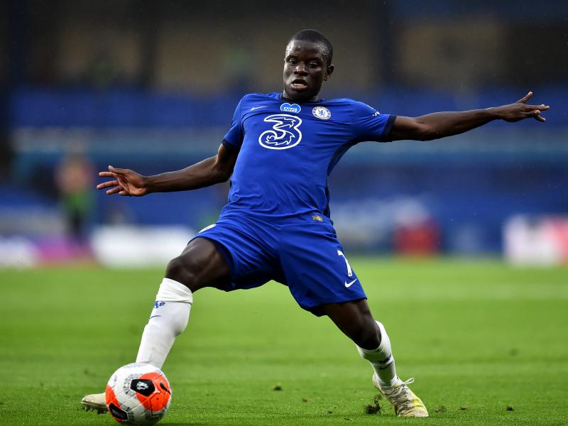 Coaching Kante 'dream' come true, says Chelsea boss Tuchel