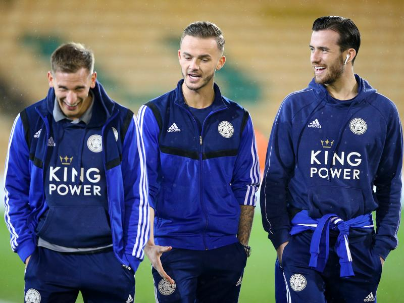 Leicester City duo Ben Chilwell, Maddison doubtful for Arsenal clash