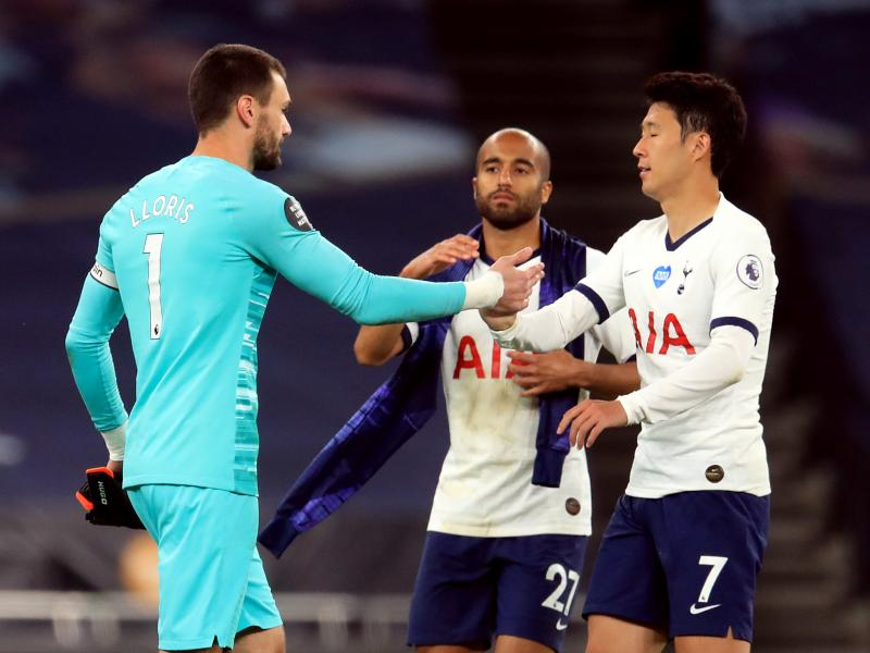 Hugo Lloris explains his bust-up with Son Heung-min
