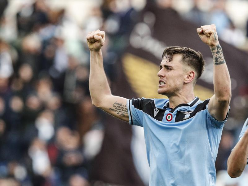 Lazio defender Patric banned for four games after biting an opponent