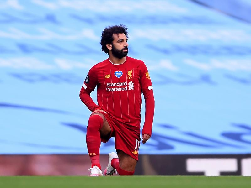 Salah's contract talk are not a distraction, says Klopp