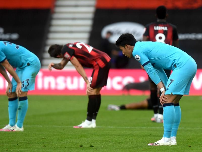 Bournemouth 0-0 Tottenham: VAR helps Spurs earn a point at Bournemouth