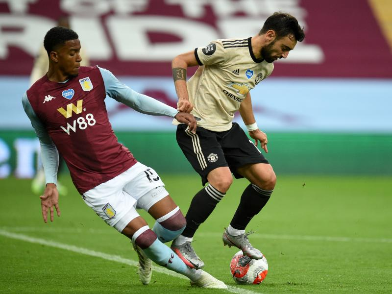 'Mistake', Evra reacts to Manchester United penalty against Aston Villa