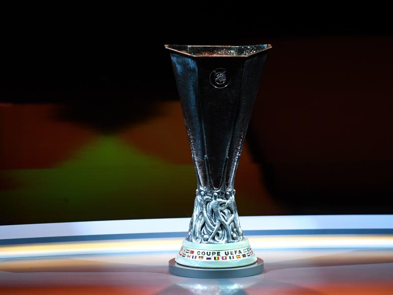 2020/21 Europa League group stage as it stands
