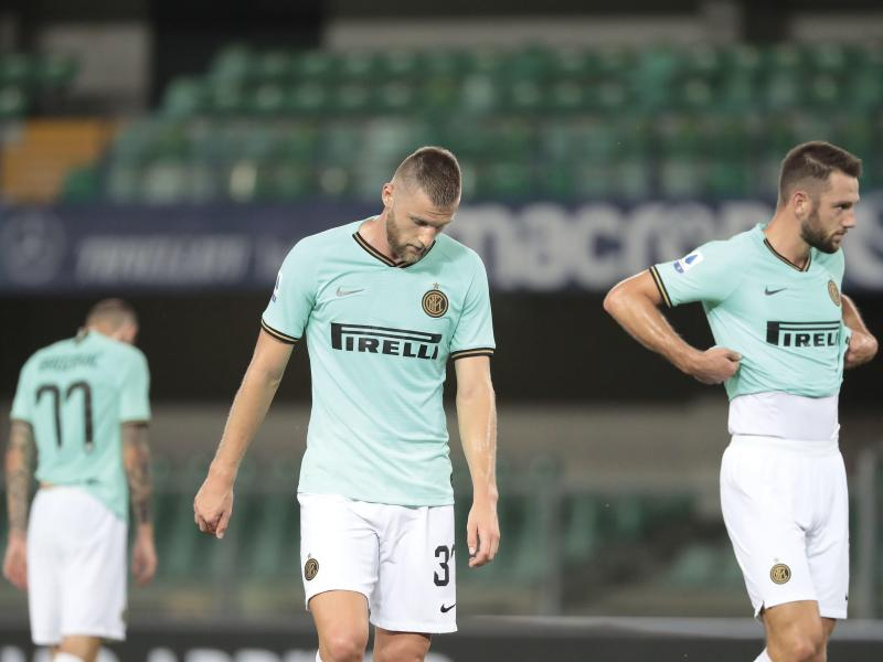 Serie A Roundup: Inter Milan stumble again as title hopes diminish, Udinese take huge step towards safety