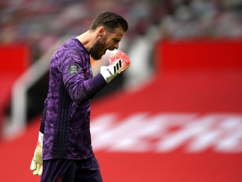 David de Gea: We haven't achieved anything yet