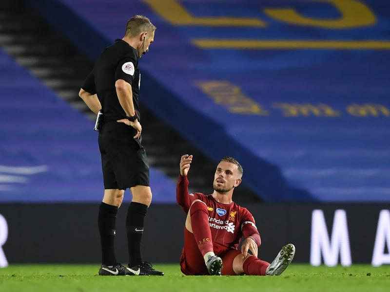Double injury boost for Liverpool ahead of Spurs tie