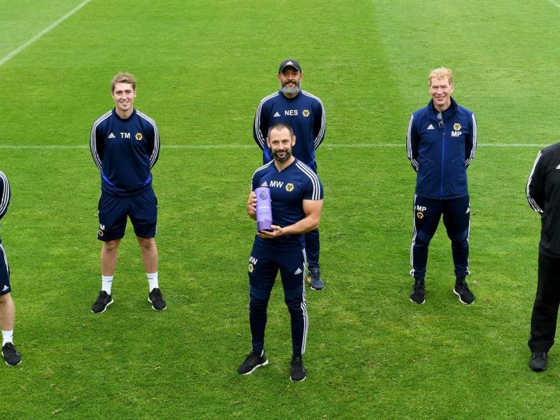 Nuno Espirito claims Premier League Manager of the Month award