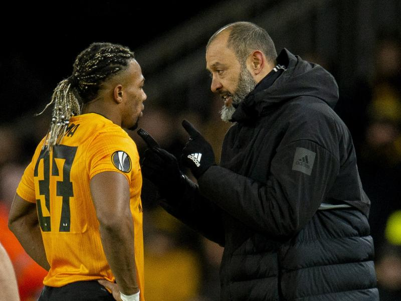 Wolves winger Adama Traore set to undergo shoulder injury at the end of the season