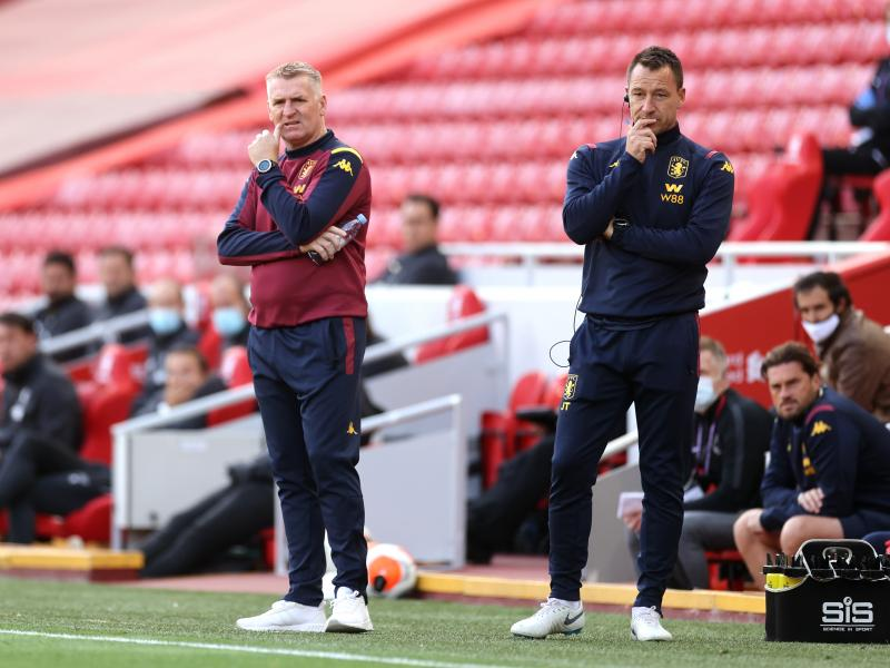 Aston Villa assistant coach John Terry latest to be linked with vacant Bristol City job