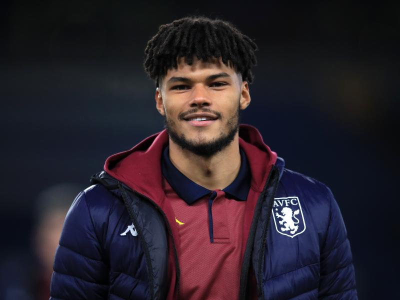 Everton join Manchester United in race to sign Aston Villa defender Tyrone Mings