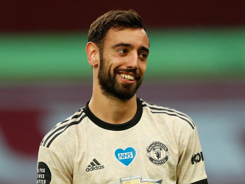 💶 Man United makes extra €3m payment to Sporting Lisbon for Bruno Fernandes