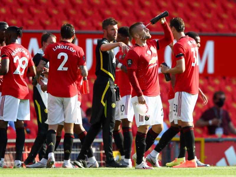 Manchester United sweating on the fitness of eleven first-team players ahead of Crystal Palace clash