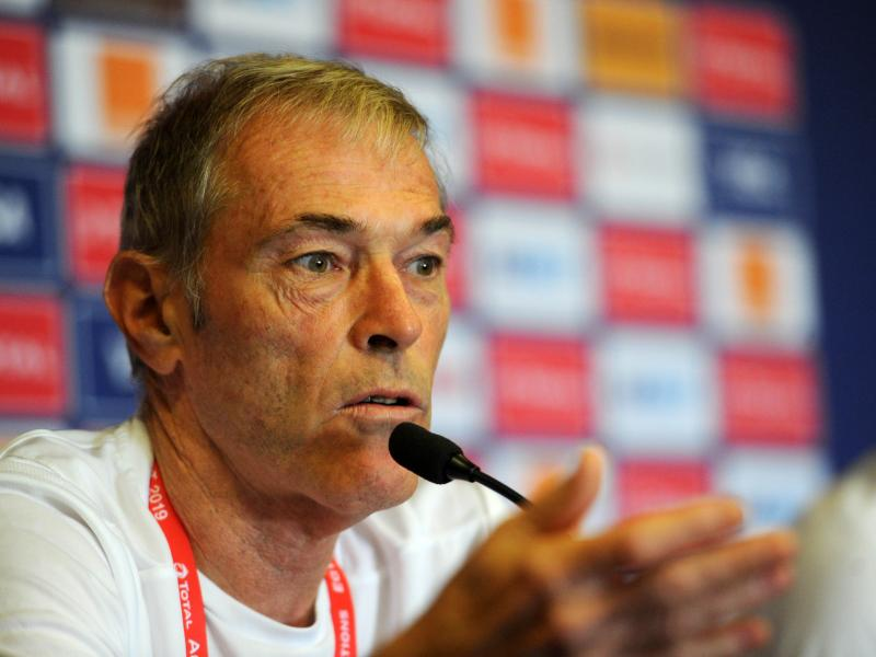 Benin head coach Michel Dussuyer on why he believes in Nigeria qualifying for 2022 FIFA World Cup