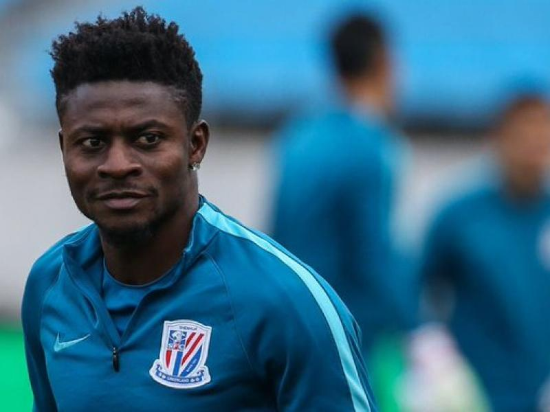Shanghai sign Obafemi Martins to replace Ighalo