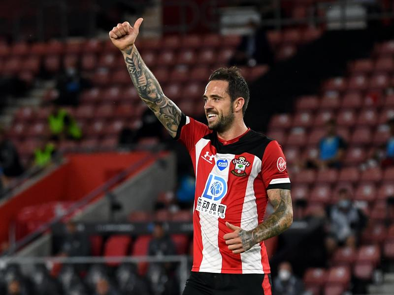 JUST IN: Southampton striker Danny Ings tests positive for COVID-19