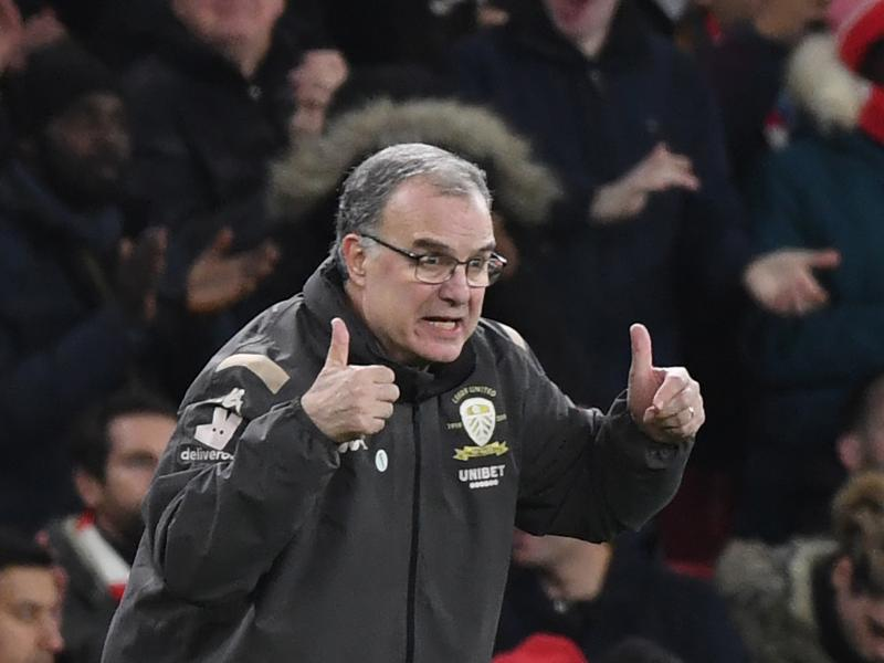 Leeds United boss Marcelo Bielsa says he won't make big changes ahead of Leicester City game