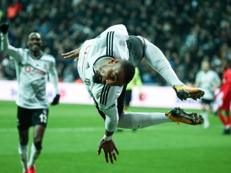 Kevin-Prince Boateng lauds Besiktas following 2-0 victory over Fenerbahce