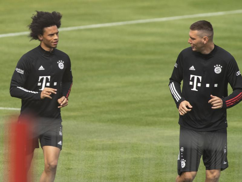 Leroy Sane reveals player he wants to emulate at Bayern Munich