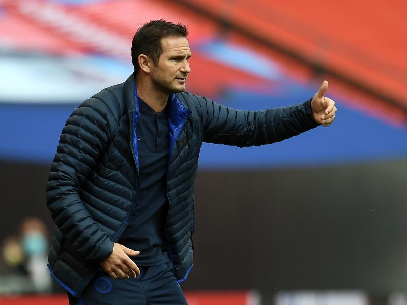 Frank Lampard reflects on Chelsea's FA Cup final defeat and where his side lacked most