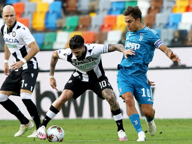 Udinese 2-1 Juventus: Seko Fofana strikes in the stoppage time as Juve's wait to lift the title continues
