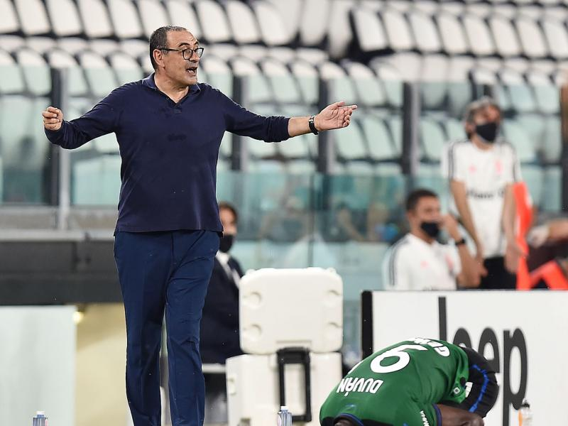 Sarri defends Juve, says the players are tired
