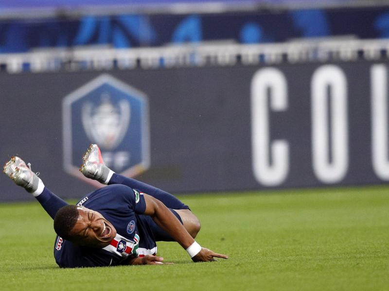 PSG omit Mbappe from Strasbourg tie