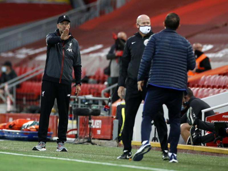 He needs to learn, Klopp responds to Lampard's 'arrogant claims'