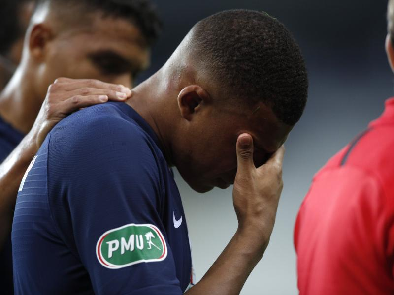 Kylian Mbappe set to be on the sidelines ahead of RB Leipzig clash