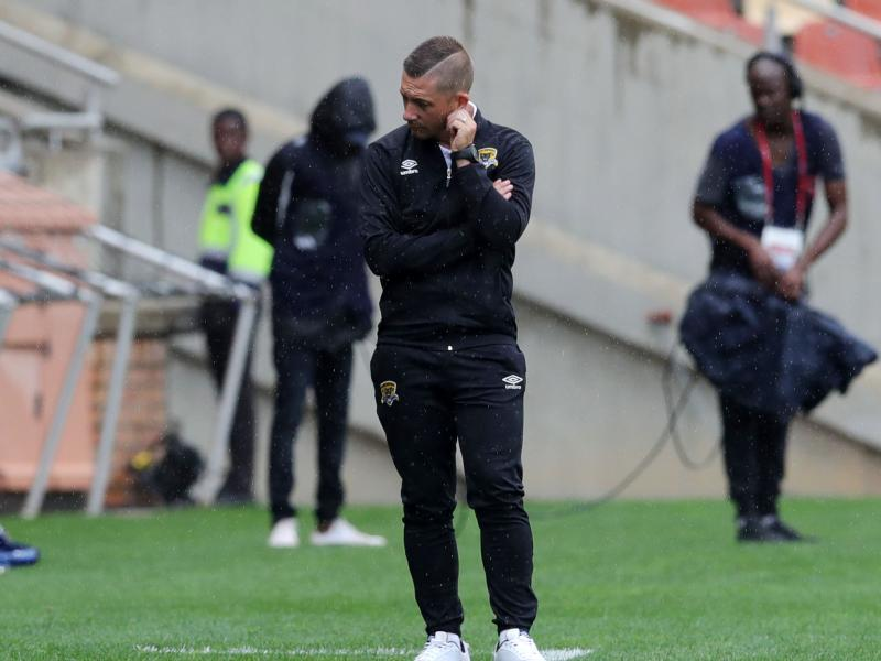 🚶🏿‍♂️🐆  Breaking: Alan Clark resigns as Black Leopards coach