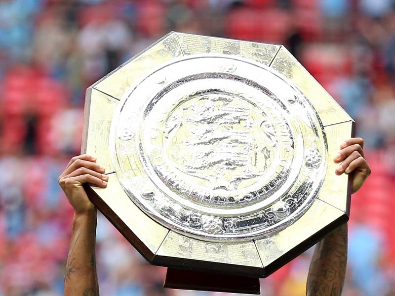 Community Shield: Confirmed details including time and date